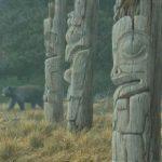 Totem and Bear by Robert Bateman